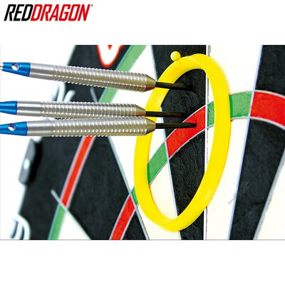 Red Dragon Peter Wright Snakebite Darts Practice Rings Dart Trainings Ringe