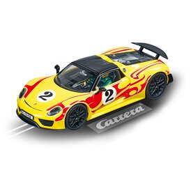 Carrera Digital 132 Porsche 918 Spyder Nr. 02 30877