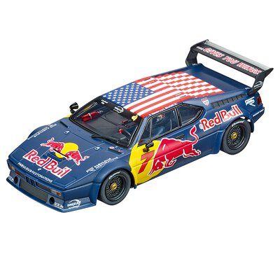 Carrera Digital 132 BMW M1 Procar Team Red Bull D. Questers L. Riccitelli Daytona 2017 Nr.7 30885