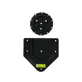 BULLS Click Fix Bracket Bristle Board Wandhalter