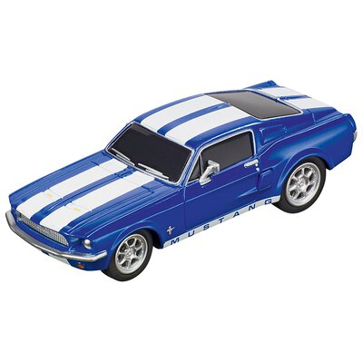 Carrera GO!!! / GO!!! Plus Ford Mustang ´67 Racing Blue 64146