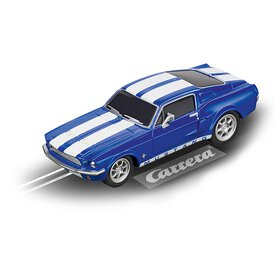 Carrera GO!!! / GO!!! Plus Ford Mustang ´67 Racing Blue...