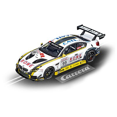 Carrera Digital 132 BMW M6 GT3 Team Rowe Racing M. Palttala R. Westbrook A. Sims Nr.99 30871