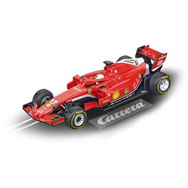 Carrera Digital 143 Plus Ferrari SF71H S. Vettel Nr.5 41415