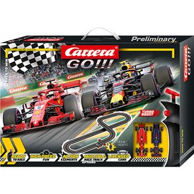 Carrera GO!!! Race to Win Set / Grundpackung 62483