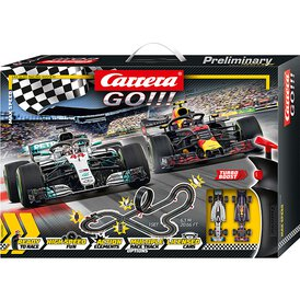Carrera GO!!! Max Speed Set / Grundpackung 62484