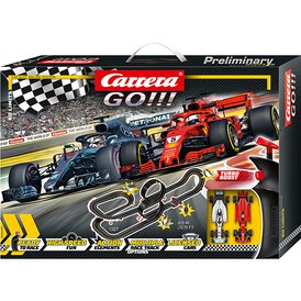 Carrera GO!!! No Limits Set / Grundpackung 62485