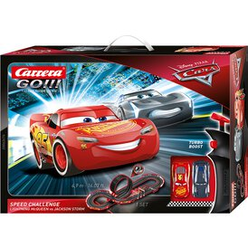 Carrera GO!!! Disney/Pixar Cars Speed Challenge Set /...