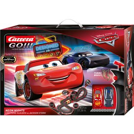 Carrera GO!!! Disney/Pixar Cars Neon Nights Set /...