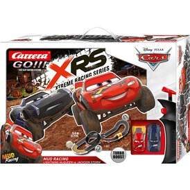 Carrera GO!!! Disney/Pixar Cars Mud Racing Set /...