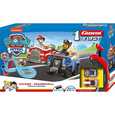 My 1. First Carrera Paw Patrol Chase Marshall Track Patrol Set / Grundpackung 63031