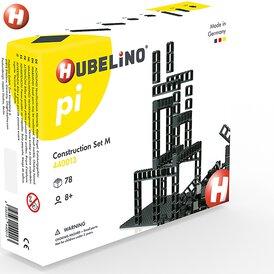 Hubelino Kugelbahn pi Construction Set M 78 Teile Neuheit...