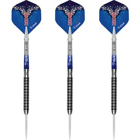 BULLS Steel Darts Jan Dekker 90% Tungsten Steel Dart...