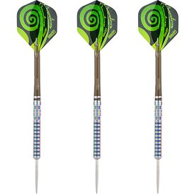 one80 Steel Darts Chameleon Allira VHD Steeltip Dart...