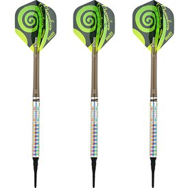 one80 Soft Darts Chameleon Allira VHD Softtip Dart...