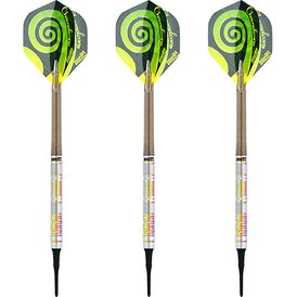 one80 Soft Darts Chameleon Azurite VHD Softtip Dart...