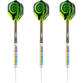 one80 Steel Darts Chameleon Zircon VHD Steeltip Dart...