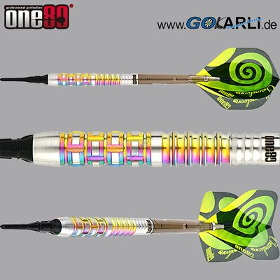 one80 Soft Darts Chameleon Zircon VHD Softtip Dart Softdart 18 g Neuheit 2019