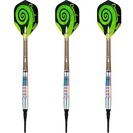 one80 Soft Darts Chameleon Furcifer VHD Softtip Dart...