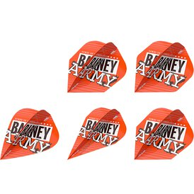 Target Raymond van Barneveld RVB Barney Army Orange Pro...