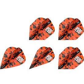 Target Raymond van Barneveld RVB Barney Army Camo Orange...