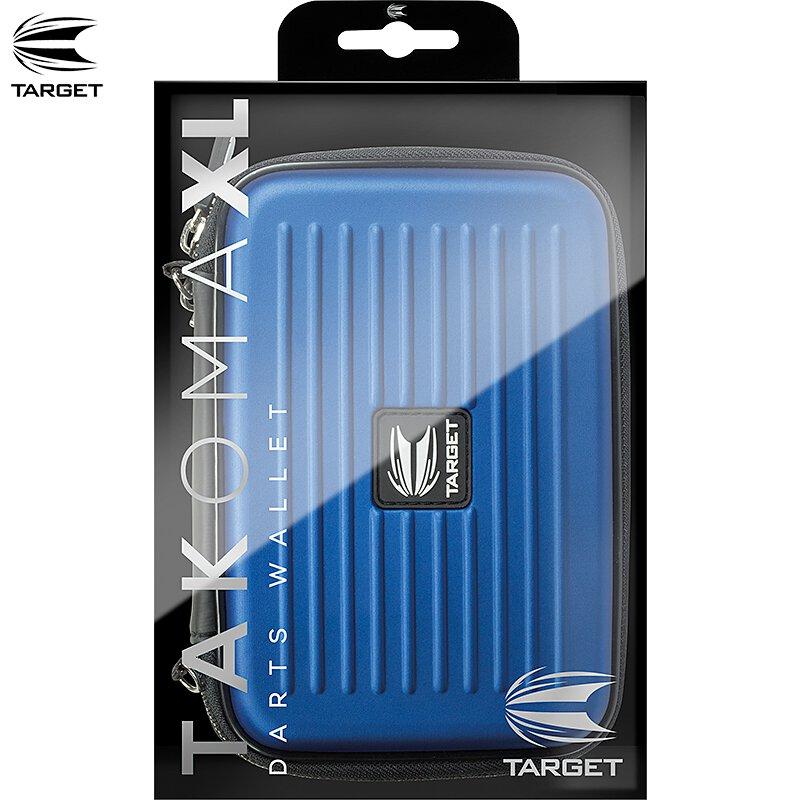 Target Darts Tasche Takoma blau