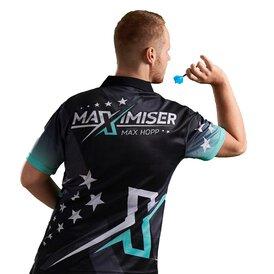 BULL´S Darts Max Hopp Maximiser Matchshirt Dart Shirt...