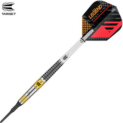 Target Soft Darts Paul Lim Legend G3 Generation 3 90% Japan 2019 Softtip Darts Softdart 20 g