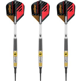Target Soft Darts Paul Lim Legend G3 Generation 3 90%...