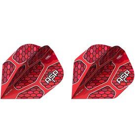 Target Nathan Aspinall The Asp Pro Ultra Red Dart Flight...