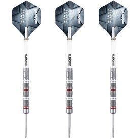 Unicorn Steel Darts Silver Star James Wade Steeltip Darts...