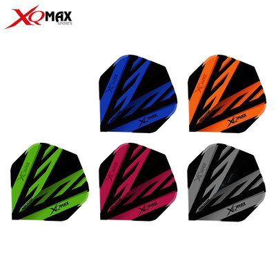 XQMax Standard PVC Flight Dartflight in verschiedenen Designs