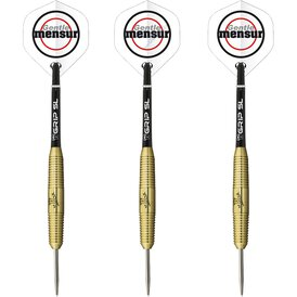 BULLS Steel Darts Mensur Suljovic Team Player Brass...