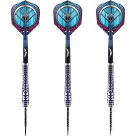 Shot Steel Dart Viking Shield Maiden 90% Tungsten...