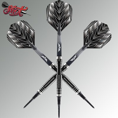 Shot Steel Dart Tribal Weapon 4 90% Tungsten Steeltip Darts Steeldart