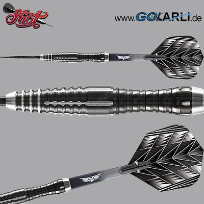 Shot Steel Dart Tribal Weapon 4 90% Tungsten Steeltip Darts Steeldart 22 g