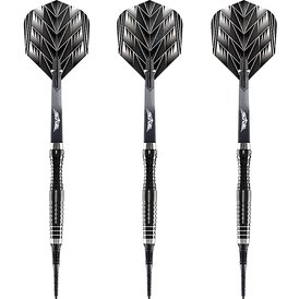 Shot Soft Dart Tribal Weapon 4 90% Tungsten Softtip Darts...
