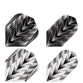 Shot Dart Flights Tribal Weapon Dartflights verschiedene...