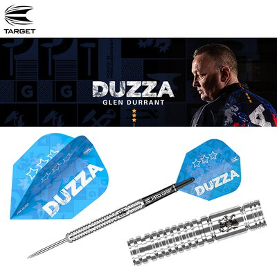 Target Steel Darts Glen Durrant Gen 1 Generation 1 90% Tungsten 2019 Steeltip Darts Steeldart