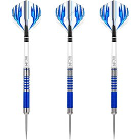 Red Dragon Steel Darts Colin Lloyd Blue PVD 90% Tungsten...