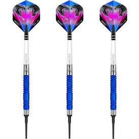 Red Dragon Soft Darts Peter Wright Snakebite Euro 11 Blue...