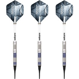 Unicorn Soft Darts Gary Anderson Silver Star Softtip...