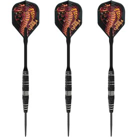 Unicorn Steel Darts Noir Phase 2 Jelle Klaasen Steeltip...