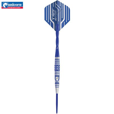 Unicorn Steel Darts Sigma HS Blue Titanium Steeltip Dart Steeldart 2019 / 2020