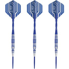 Unicorn Steel Darts Sigma HS Blue Titanium Steeltip Dart...