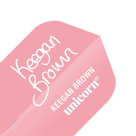 Unicorn Ultra Fly 100 Player Spieler Flight Keegan Brown...