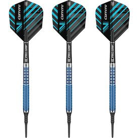 Target Soft Darts Carrera V-Stream V2 90% Tungsten 2019...