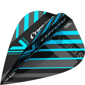 Target Carrera V-Stream Pro Ultra Dart Flight Design 2019...