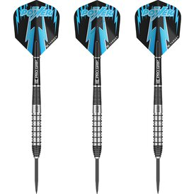 Target Steel Darts Phil Taylor Power 8Zero 2 80% Tungsten...