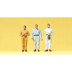 Rennfahrer Preiser Figuren 1:43 65344